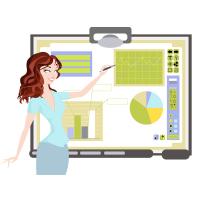 Интерактивные доски и дисплеи