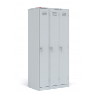 Шкафы для одежды металлические