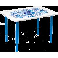 Детские столы на металлокаркасе