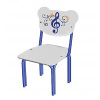 Детские стулья на металлокаркасе