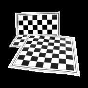 Поле для шахмат/шашек/нард, картон