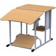 Стол-парта для компьютера 2