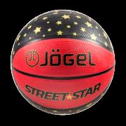 """Мяч баскетбольный """"Jögel Street Star"""", р.7"""