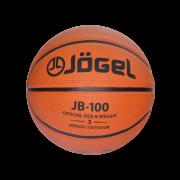 """Мяч баскетбольный """"Jögel JB-100"""", р.3"""