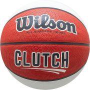 """Мяч баскетбольный """"WILSON Clutch"""", р.7, красный"""
