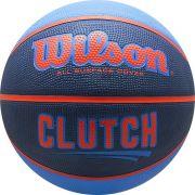 "Мяч баскетбольный ""WILSON Clutch"", р.7, синий"