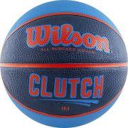 "Мяч баскетбольный ""WILSON Clutch 285"", р.6, синий"