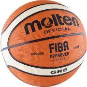 """Мяч баскетбольный """"MOLTEN BGR6-OI"""", р.6"""
