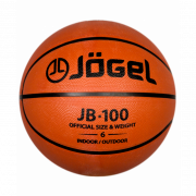 """Мяч баскетбольный """"Jögel JB-100"""", р.6"""