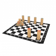 Набор Олимпийские шашки