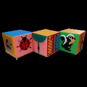 Пуфик-кубик Дидактический 4