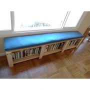 Мебель для сидения в библиотеке