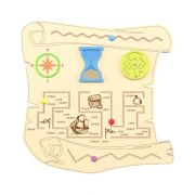 Бизиборд «Карта»