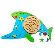 Бизиборд «Рыба пила»