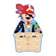 Бизиборд «Пират»