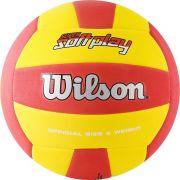 """Мяч волейбольный """"Wilson Super Soft Play"""", р.5, желтый"""