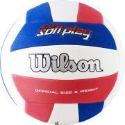 """Мяч волейбольный """"Wilson Super Soft Play"""", р.5, белый"""