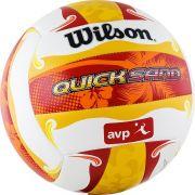 "Мяч волейбольный ""Wilson AVP Quicksand Aloha"", р.5, желтый"
